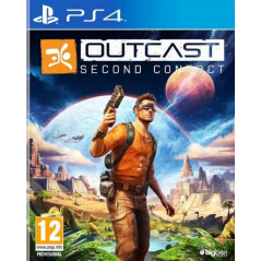 OUTCAST SECOND CONTACT PS4 UK NEW