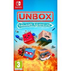 UNBOX NEWBIE S ADVENTURE SWITCH FR NEW