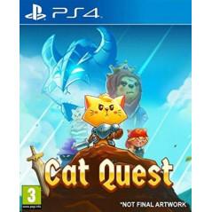 CAT QUEST PS4 UK NEW