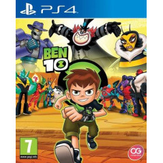 BEN 10 PS4 UK NEW