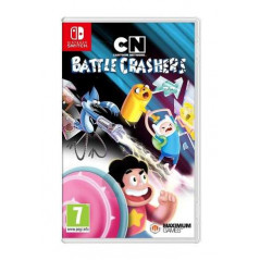 CARTOON NETWORK BATTLE CRASHERS SWITCH UK NEW