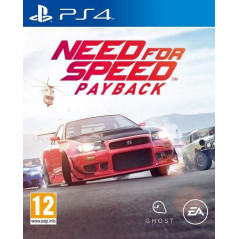 NEED FOR SPEED PAYBACK PS4 FR NEW