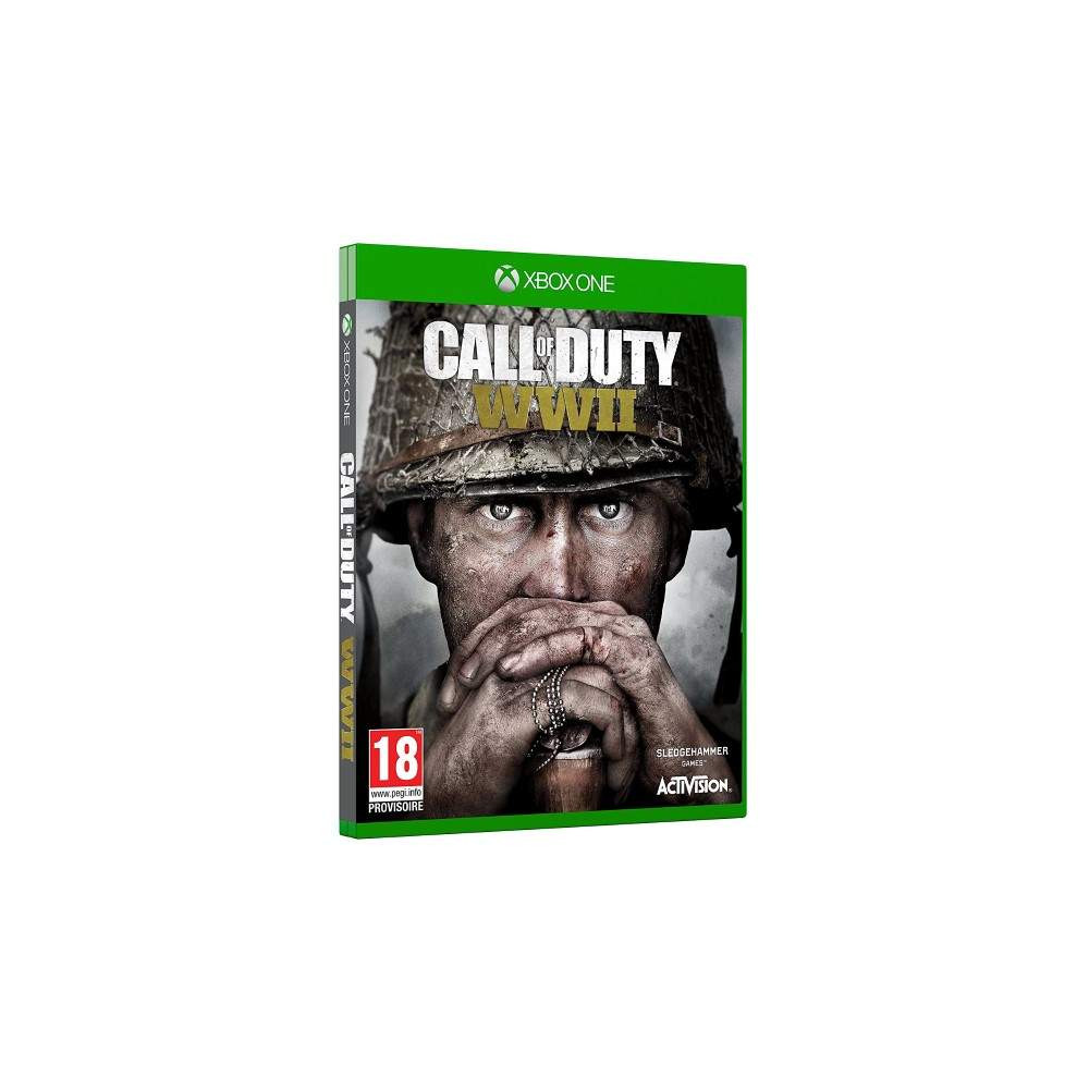 CALL OF DUTY WWII XBOX ONE FR NEW