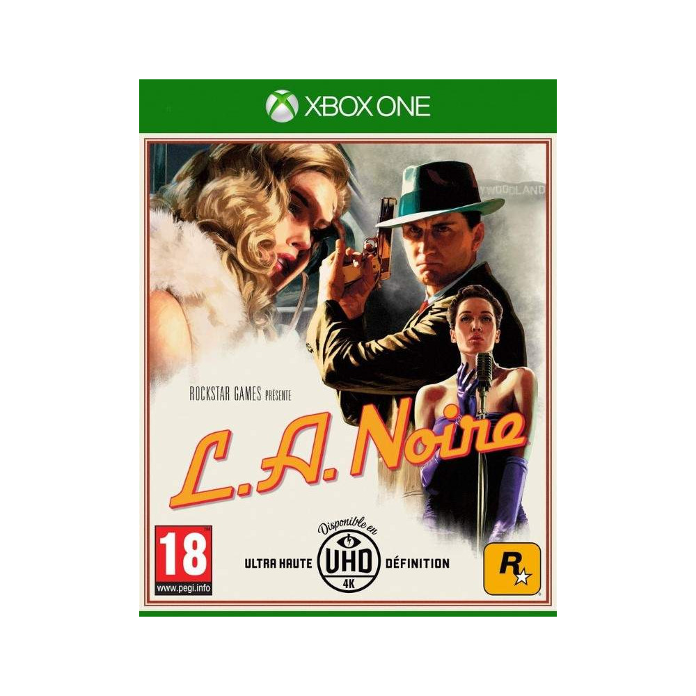 L.A NOIRE XBOX ONE FR NEW