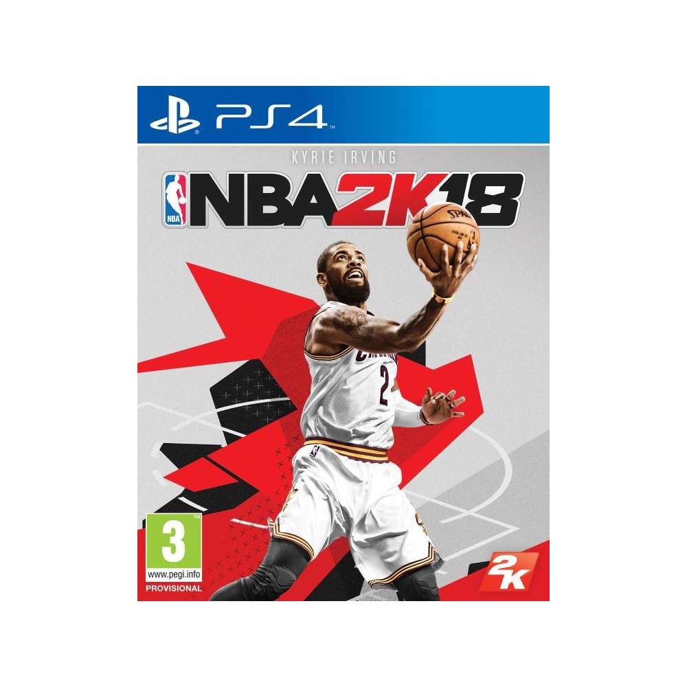 NBA 2K18 PS4 UK OCCASION
