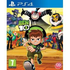 BEN 10 PS4 FR NEW