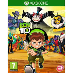 BEN 10 XBOX ONE FR NEW