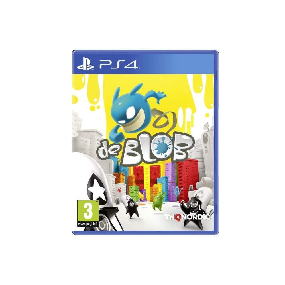 DE BLOB PS4 FR NEW