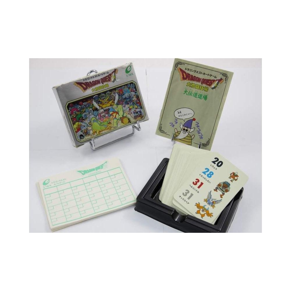 DRAGON QUEST CARD GAME DAI-KAKUTOUGI-BA JPN OCCASION
