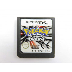 POKEMON VERSION PLATINE NDS FR LOOSE