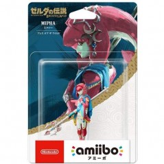 AMIIBO THE LEGEND OF ZELDA BREATH OF THE WILD MIPHA JAP NEW