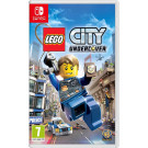 LEGO CITY UNDERCOVER SWITCH EURO FR OCCASION