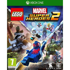 LEGO MARVEL SUPER HEROES 2 XBOX ONE FR NEW
