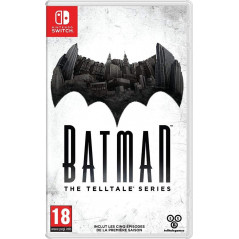 BATMAN TELLTALE SERIES SWITCH EURO FR NEW