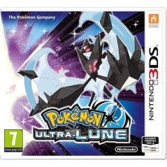 POKEMON ULTRA LUNE 3DS UK NEW