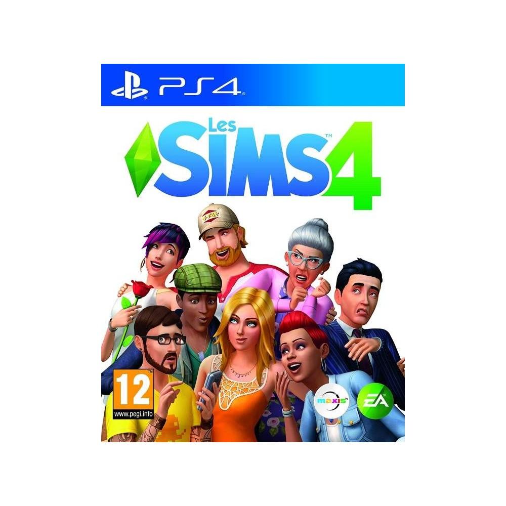 LES SIMS 4 PS4 UK NEW