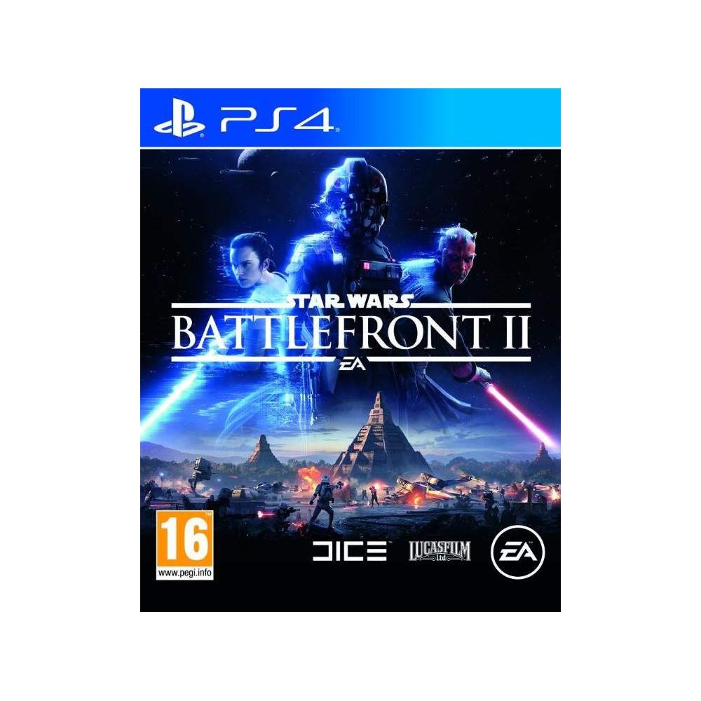 STAR WARS BATTLEFRONT 2 PS4 UK NEW