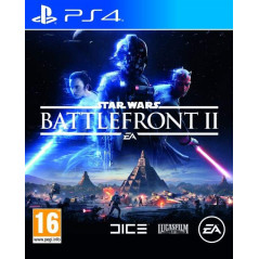 STAR WARS BATTLEFRONT 2 PS4 UK NEW