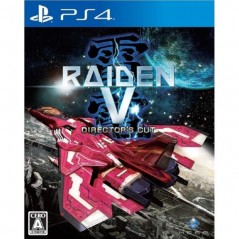 RAIDEN V DIRECTOR S CUT PS4 JAP OCCASION
