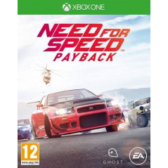 NEED FOR SPEED PAYBACK XBOX ONE UK OCCASION