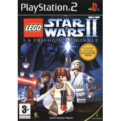 LEGO STAR WARS II : LA TRILOGIE ORIGINALE PS2 PAL-FR OCCASION