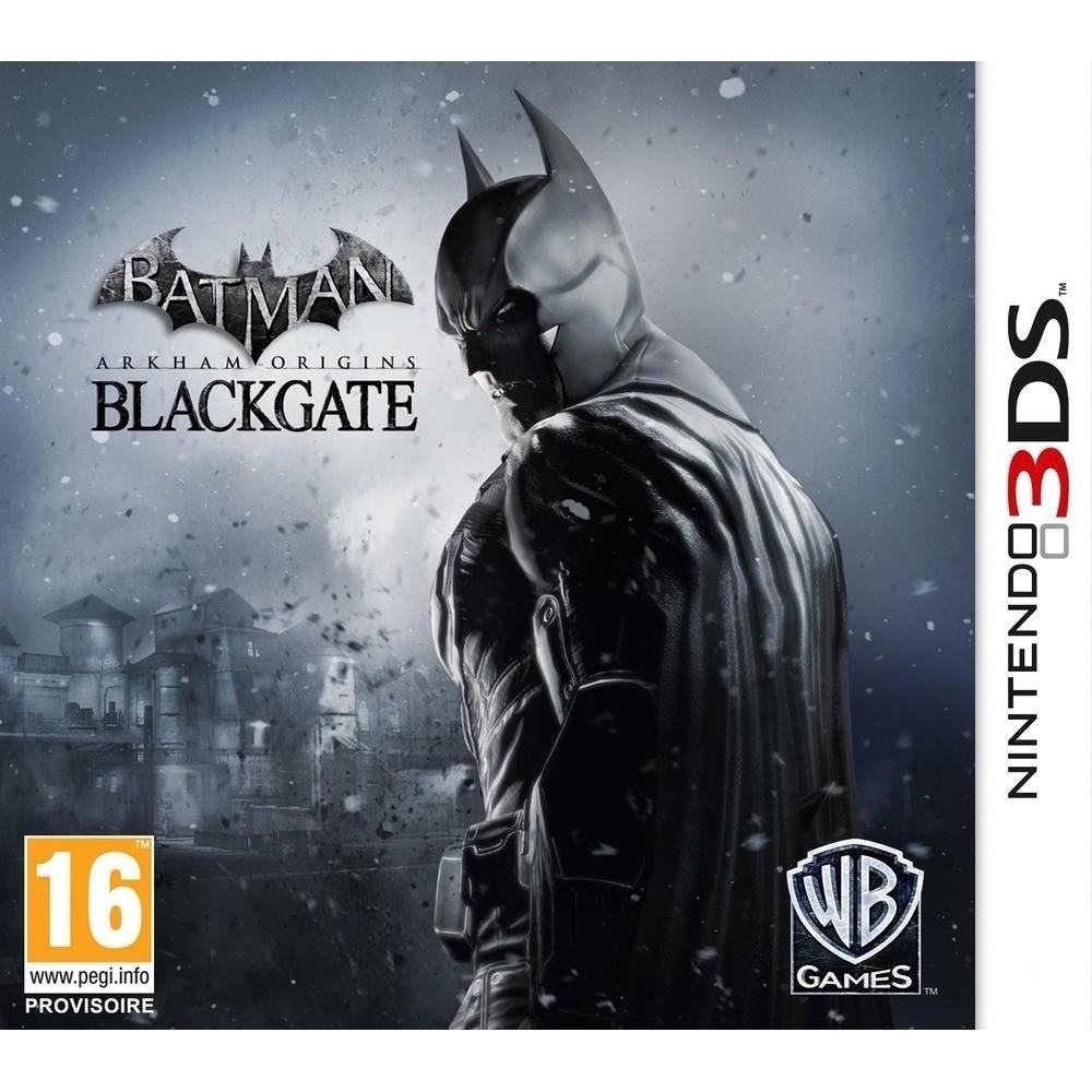 BATMAN ARKHAM ORIGINS 3DS PAL-FR OCCASION