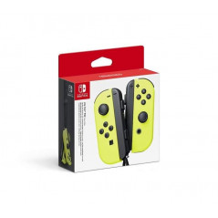 CONTROLLER JOY CON PAIR NEON YELLOW SWITCH EURO OCCASION