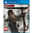 TOMB RAIDER DEFINITIVE ED. PS4 UK