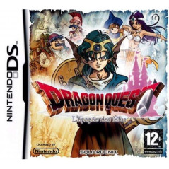 DRAGON QUEST IV L EPOPEE DES ELUS NDS FR NEW