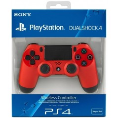 CONTROLLER DUAL SHOCK 4 ROUGE VF