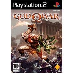 GOD OF WAR PS2 PAL-FR OCCASION