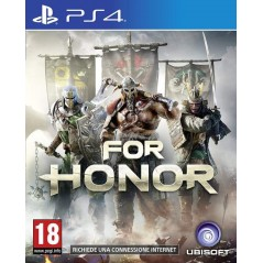 FOR HONOR PS4 EURO ENG/POL/CZ OCCASION