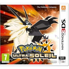 POKEMON ULTRA SOLEIL 3DS FR NEW