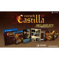 CURSED CASTILLA EX LIMITED EDITION PSVITA ASIAN NEW