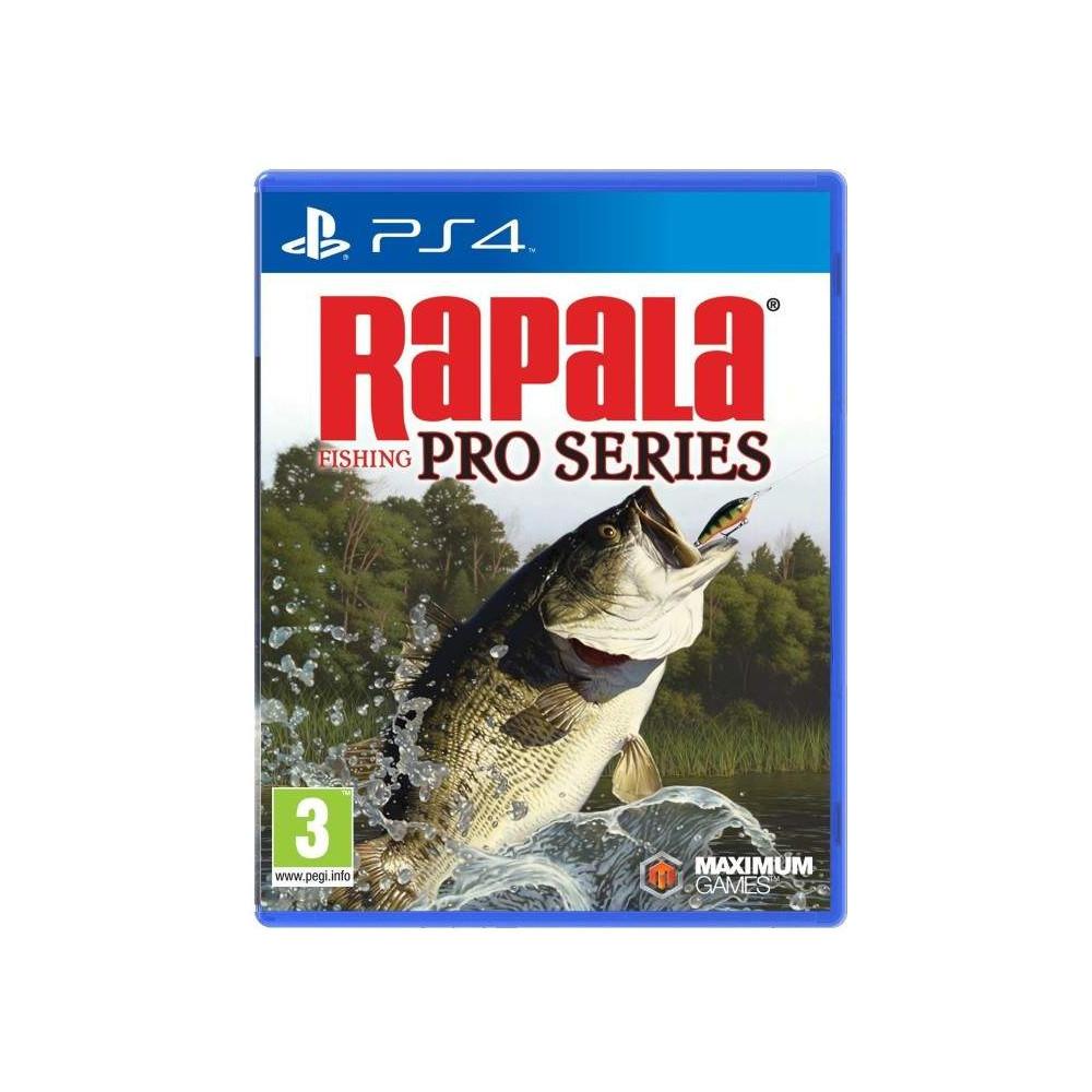 RAPALA FISHING PRO SERIES PS4 UK NEW