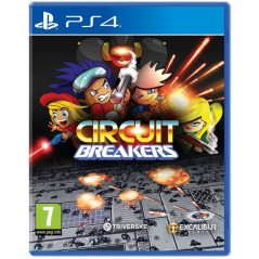 CIRCUIT BREAKERS PS4 UK NEW