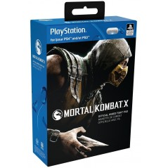 OFFICIAL WIRED FIGHT PAD MORTAL COMBAT X PS4-PS3