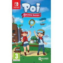 POI EXPLORER EDITION SWITCH FR NEW