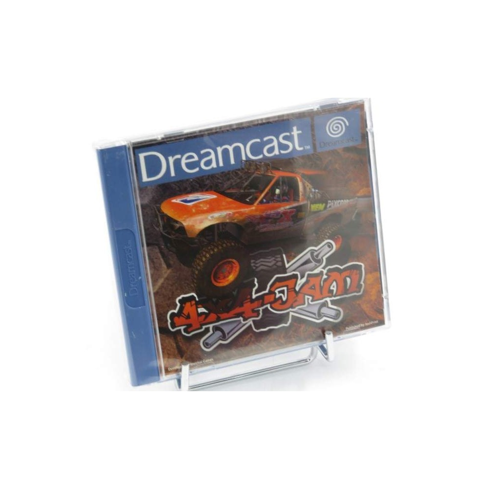 4X4-JAM DREAMCAST PAL-EURO NEW