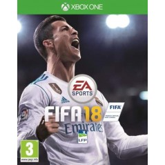 FIFA 18 XBOX ONE ALLEMAND NEW
