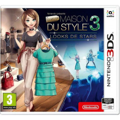 LA NOUVELLE MAISON DU STYLE 3 3DS UK NEWLA NOUVELLE MAISON DU STYLE 3 3DS UK NEW
