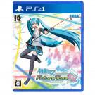 HATSUNE MIKU: PROJECT DIVA FUTURE TONE DX PS4 JAP NEW