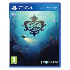 SONG OF THE DEEP PS4 FR OCCASION