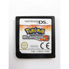 POKEMON VERSION BLANCHE 2 NDS FRA LOOSE