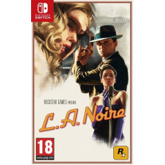 L.A NOIRE SWITCH FR OCCASION