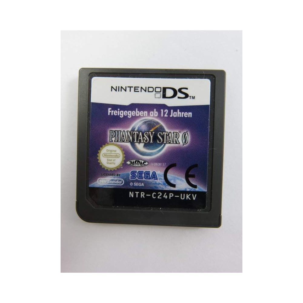 PHANTASY STAR 0 (ZERO) NDS UKV LOOSE