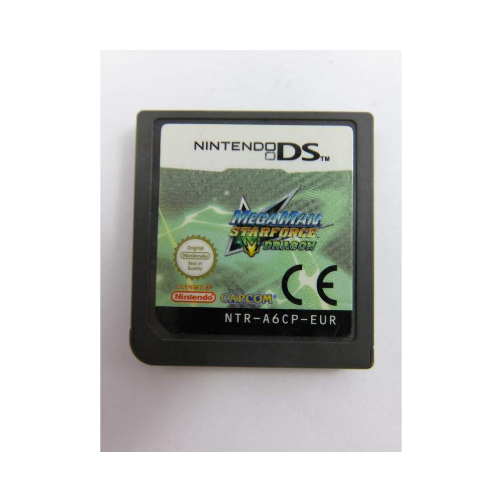 MEGA MAN STARFORCE DRAGON NDS EUR LOOSE