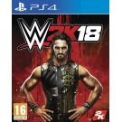 WWE 2K18 PS4 EURO FR NEW
