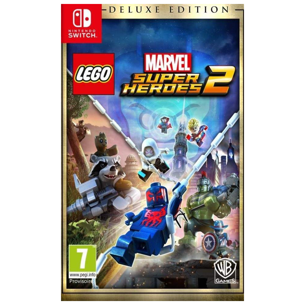 LEGO MARVEL SUPER HEROES 2 DELUXE SWITCH FR NEW