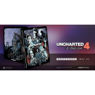 UNCHARTED 4 STEELBOOK PS4 FR OCCASION